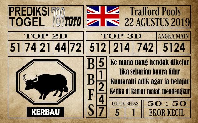 Prediksi Trafford Pools 22 Agustus 2019