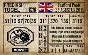 Prediksi Trafford Pools 25 Agustus 2019
