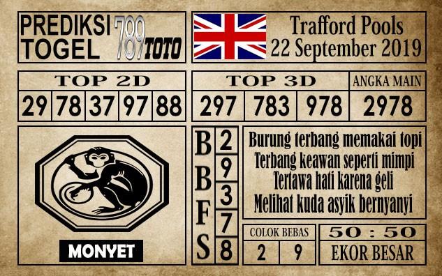 Prediksi Trafford Pools 22 September 2019