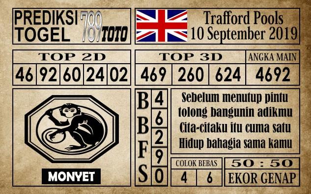 Prediksi Trafford Pools 10 September 2019