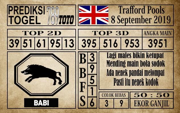 Prediksi Trafford Pools 8 September 2019