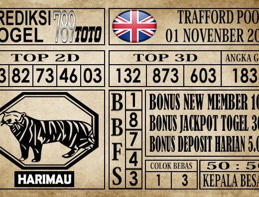 Prediksi Trafford Pools 01 November 2019