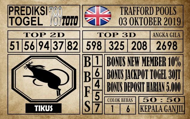 Prediksi Trafford Pools 03 Oktober 2019