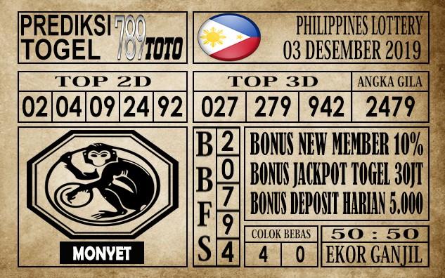Prediksi Philippine Lotto Hari Ini