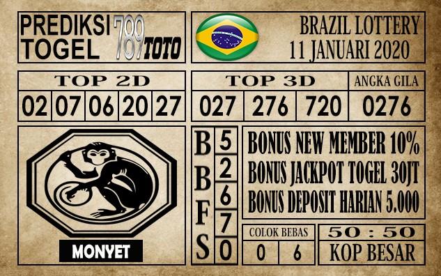 Prediksi Brazil Hari ini
