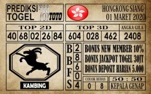 prediksi hongkong siang