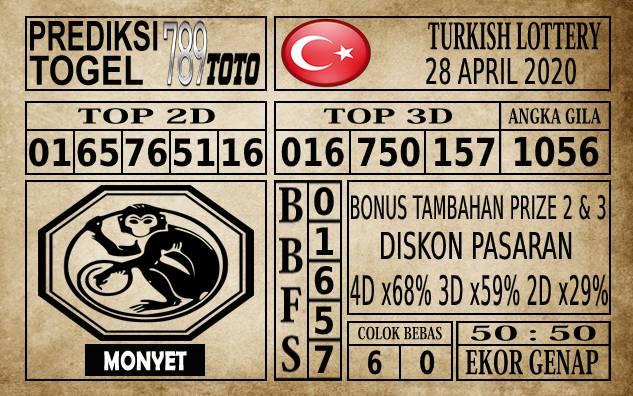 Prediksi Turkish Lottery Hari Ini