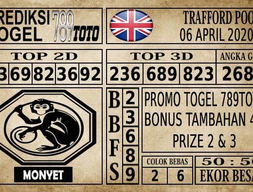 Prediksi Trafford Pools Hari Ini 06 Apr 2020