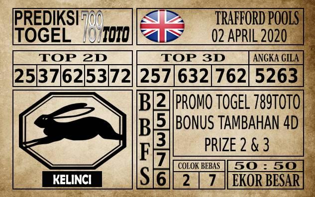 Prediksi Trafford Pools Hari Ini 02 Apr 2020