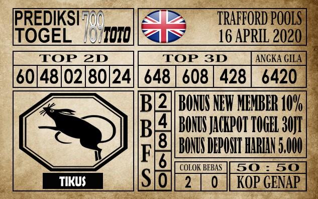 Prediksi Trafford pools 16 April 2002