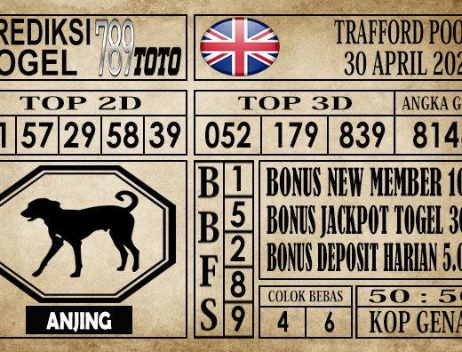 Prediksi Trafford Pools 30 April 2020