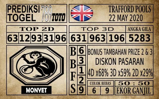 Prediksi Trafford Pools Hari Ini 22 Mei 2020