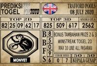 Prediksi Trafford Pools Hari Ini 08 Juli 2020
