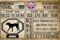 Prediksi Trafford Pools Hari Ini 06 Juli 2020