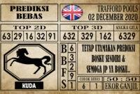 Prediksi Trafford Pools Hari Ini 02 Desember 2020