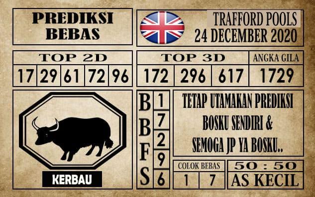 Prediksi Trafford Pools Hari Ini 24 Desember 2020