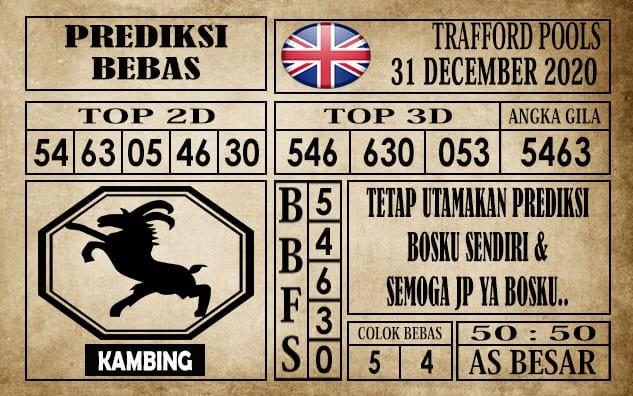 Prediksi Trafford Pools Hari Ini 31 Desember 2020