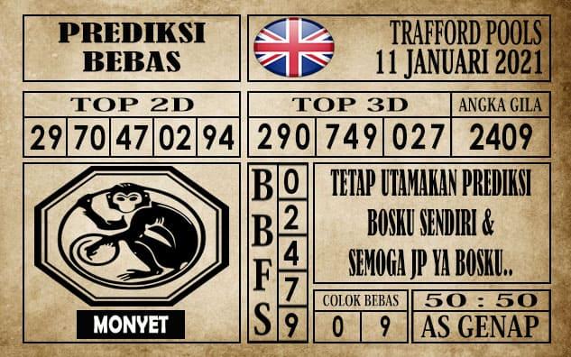 Prediksi Trafford Pools Hari Ini 11 Januari 2021
