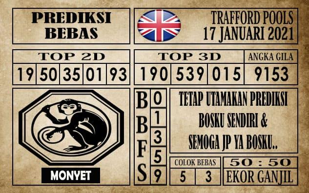 Prediksi Trafford Pools Hari Ini 17 Januari 2021