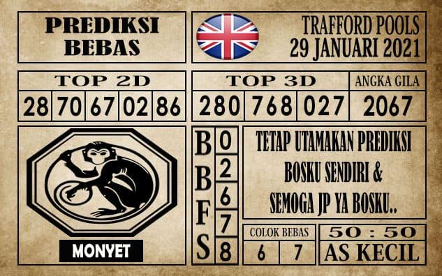 Prediksi Trafford Pools Hari Ini 29 Januari 2021