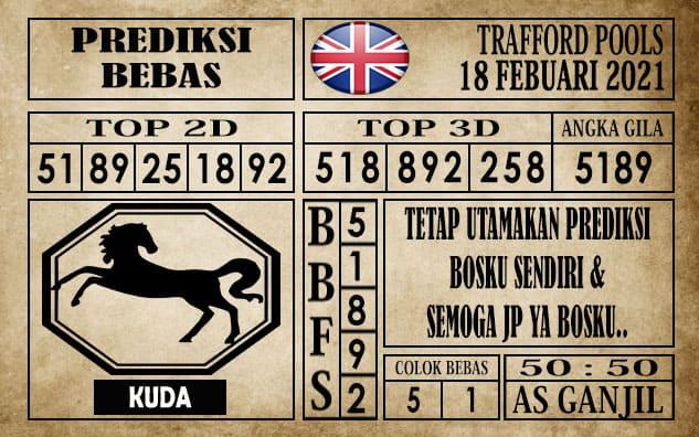 Prediksi Trafford Pools Hari Ini 18 Februari 2021