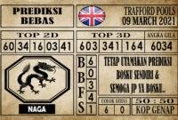 Prediksi Trafford Pools Hari Ini 09 Maret 2021