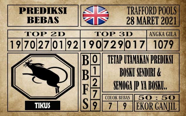 Prediksi Trafford Pools Hari Ini 28 Maret 2021