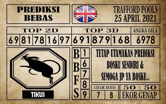 Prediksi Trafford Pools Hari Ini 26 April 2021