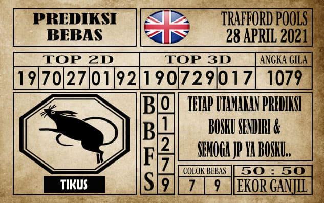 Prediksi Trafford Pools Hari Ini 28 April 2021