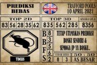 Prediksi Trafford Pools Hari Ini 10 April 2021