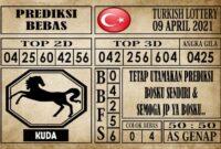 Prediksi Turkish Lottery Hari Ini 09 April 2021