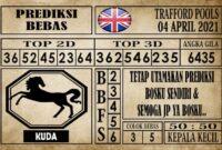 Prediksi Trafford Pools Hari Ini 04 April 2021