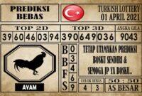 Prediksi Turkish Lottery Hari ini 01 April 2021
