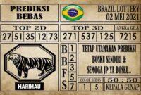 Prediksi Brazil Lottery Hari Ini 02 Mei 2021