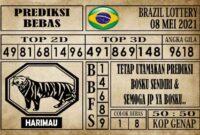 Prediksi Brazil Lottery Hari Ini 08 Mei 2021