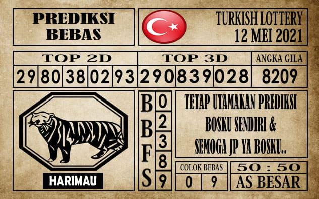 Prediksi Turkish Lottery Hari ini 12 Mei 2021