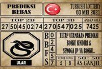 Prediksi Turkish Lottery Hari ini 03 Mei 2021