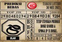 Prediksi Turkish Lottery Hari ini 30 Mei 2021