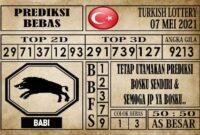 Prediksi Turkish Lottery Hari ini 07 Mei 2021
