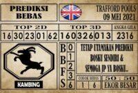 Prediksi Trafford Pools Hari Ini 09 Mei 2021