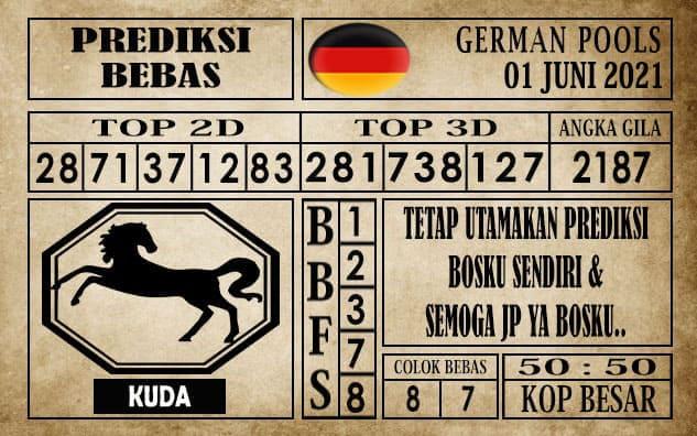 Prediksi Germany Hari Ini 01 Juni 2021