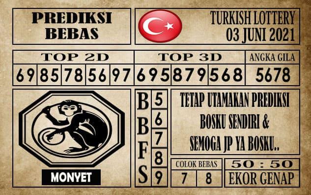 Prediksi Turkish Lottery Hari ini 03 Juni 2021