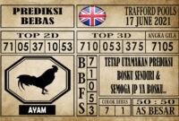 Prediksi Trafford Pools Hari Ini 17 Juni 2021