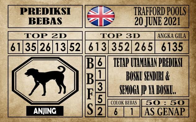 Prediksi Trafford Pools Hari Ini 20 Juni 2021