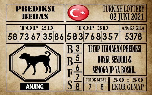 Prediksi Turkish Lottery Hari ini 02 Juni 2021
