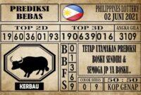 Prediksi Filipina PCSO Hari Ini 02 Juni 2021