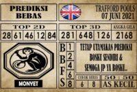 Prediksi Trafford Pools Hari Ini 07 Juni 2021