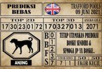 Prediksi Trafford Pools Hari Ini 09 Juni 2021