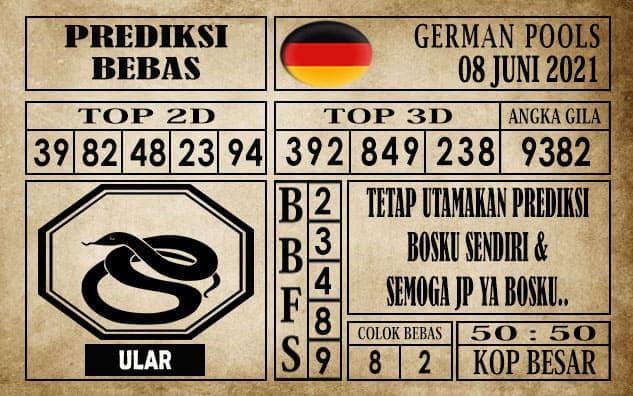 Prediksi Germany Hari Ini 08 Juni 2021