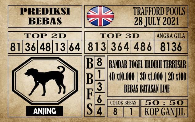 Prediksi Trafford Pools Hari Ini 28 Juli 2021